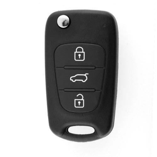 Chìa khóa gập Kia K3 Chỗ làm chìa bán vỏ thay pin Kia K3 giá rẻ