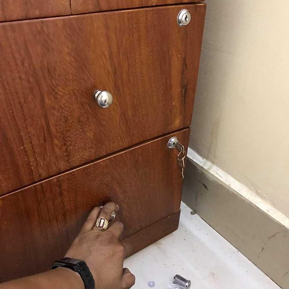 Mở khóa tủ ngăn kéo hộc bàn giá rẻ Tphcm