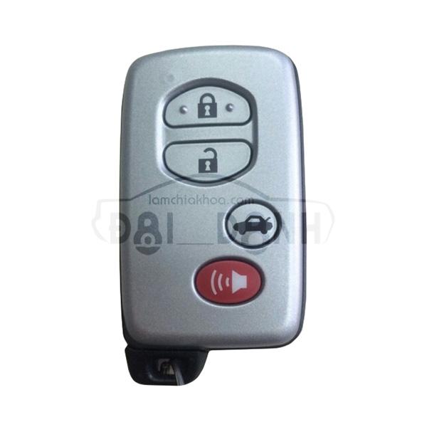 Chìa khóa thông minh Camry 3.5Q chính hãng xuất hóa đơn trực tiếp