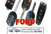 Chìa Khóa Xe Ford