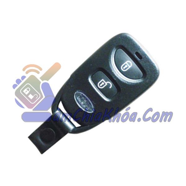 Chìa khóa điều khiển Kia Soul Sportage nguyên bản theo xe remote rời