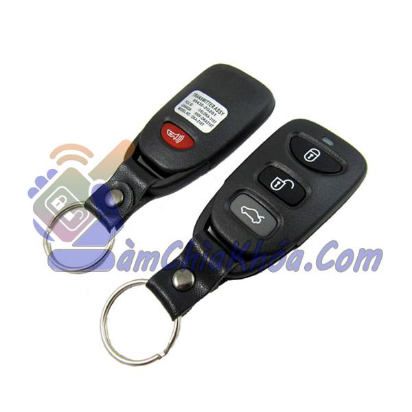 Chìa khóa Hyundai Avante remote rời Nên đổi qua dùng chìa gập đẹp bền BH 18 tháng