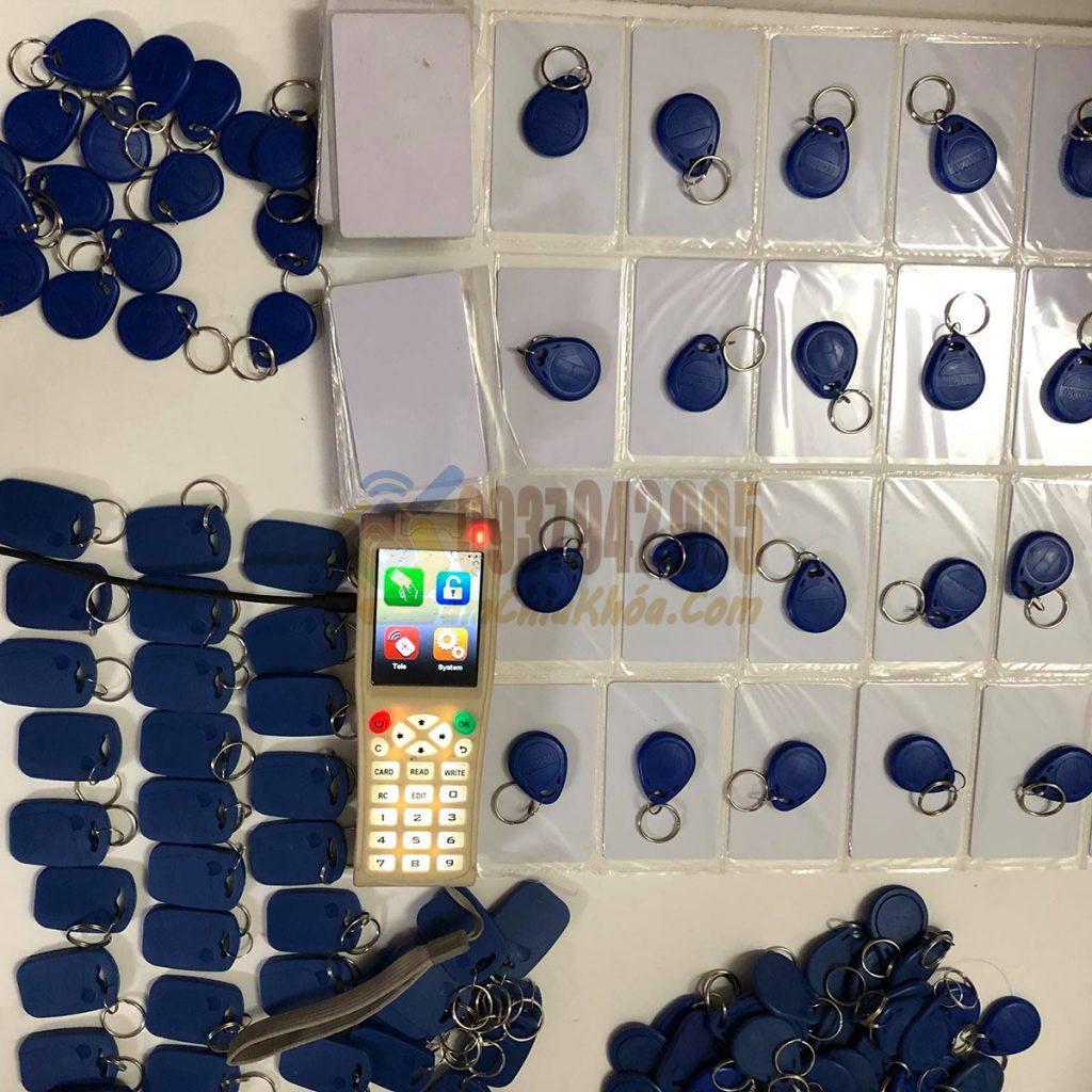 Sao chép thẻ từ thang máy TPHCM quận 1 2 3 4 5 6 7 8 10 11 Bình Thạnh Tân Bình