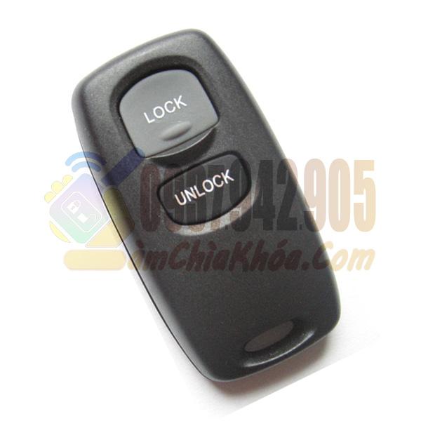 Chìa khóa xe Ford Focus Laser Esacpe đời cũ remote rời 2 nút