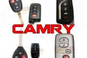 Chìa khóa xe Camry
