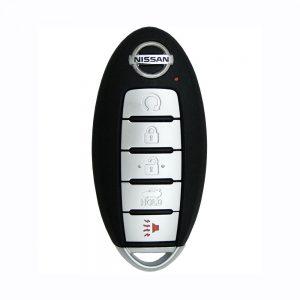 Chìa khóa thông minh Nissan Murano chính hãng có nút khởi động từ xa