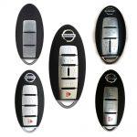 Chìa khóa thông minh Nissan Quest 6 nút chính hãng