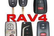 Chìa Khóa Toyota RAV4