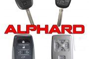 Chìa khóa Toyota Alphard