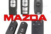 Chìa Khóa Xe Mazda