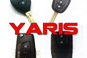 Chìa Khóa Toyota Yaris