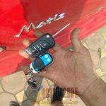 Làm chìa khóa gập Deawoo Gentra Matiz 3 nút giá siêu rẻ
