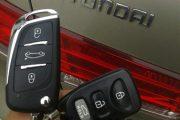 Chìa Khóa Xe Hyundai