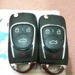 Vỏ chìa khóa Deawoo nút nhựa ABS chống bể bền đẹp giá rẻ